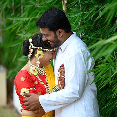 Nishant Weds Ashwini, Nashik