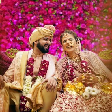 Gaurav Weds Chetna, Delhi