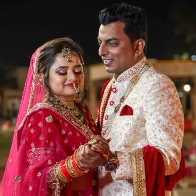 `Aiyaz Weds Sana, Jaipur