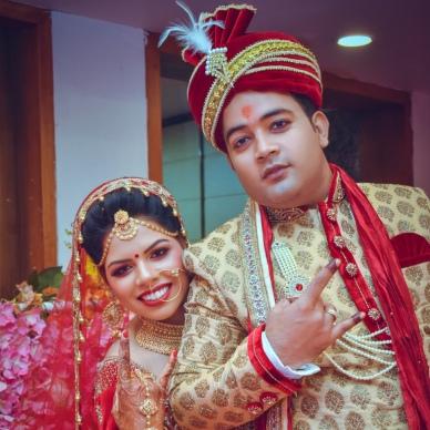Abhijeet Weds Khushbu, Ghaziabad