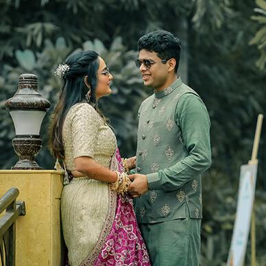 Sagar Weds  Preshankha, Surat