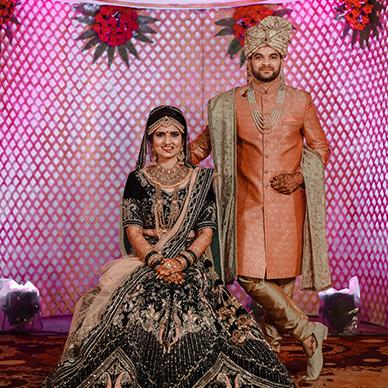Vishal Weds  Surabhi, Bhopal