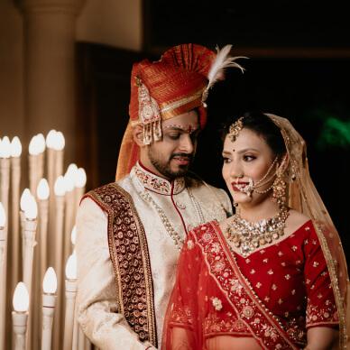 Harshal Weds Ankita, Jodhpur