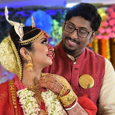 Rohini Weds Sanju, Kolkata