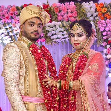 Prashant Weds Diksha, Lucknow