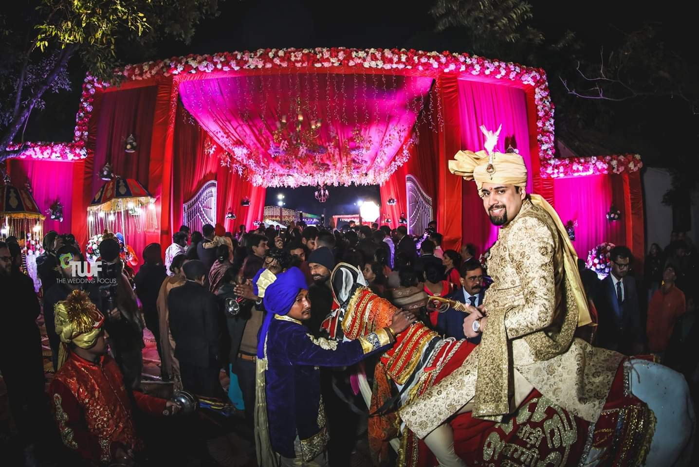 Vijay Weds Aanchal, Delhi