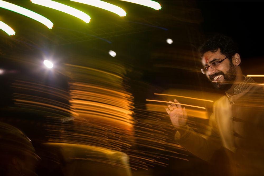 Karan Weds Neha, Delhi