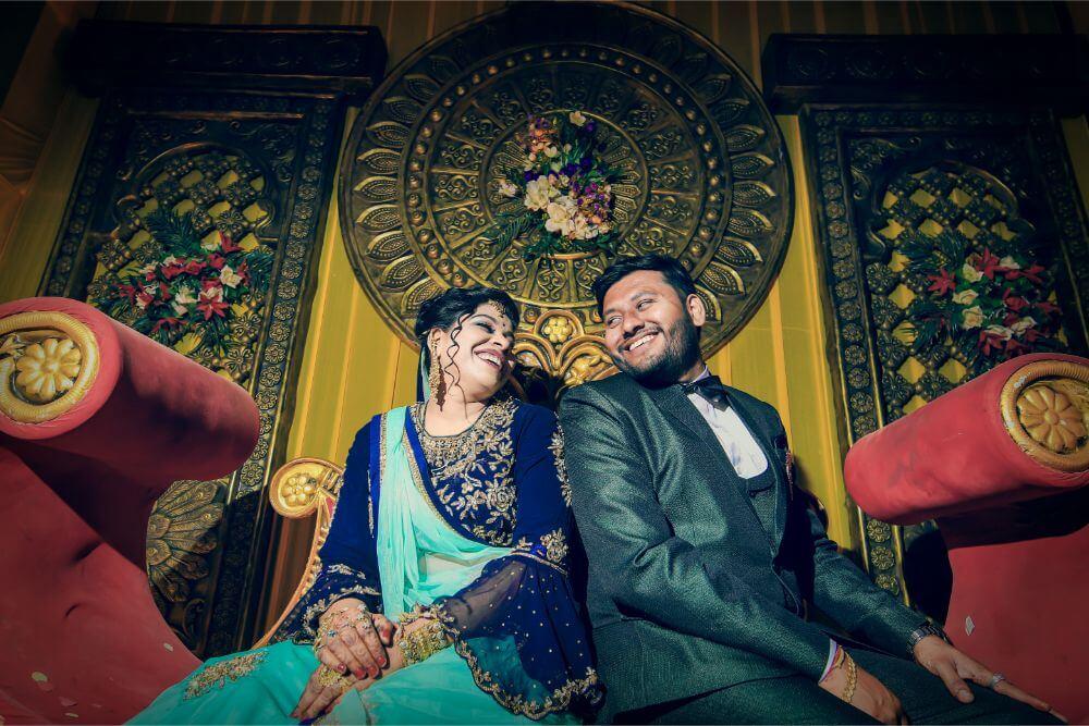 Harshad Weds Divyani, Jaipur