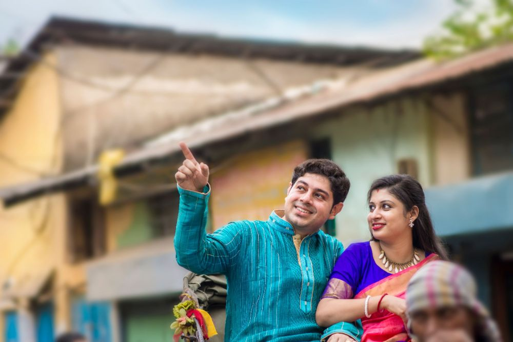 Atanu Weds Priyanka, Kolkata