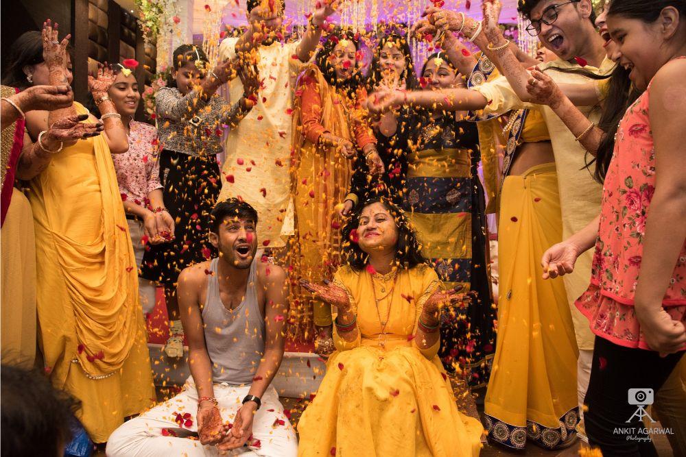 Ashish Weds Bhawna, Kolkata