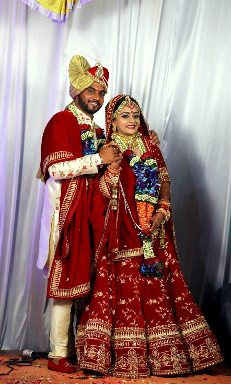Vishal weds Arti, Surat