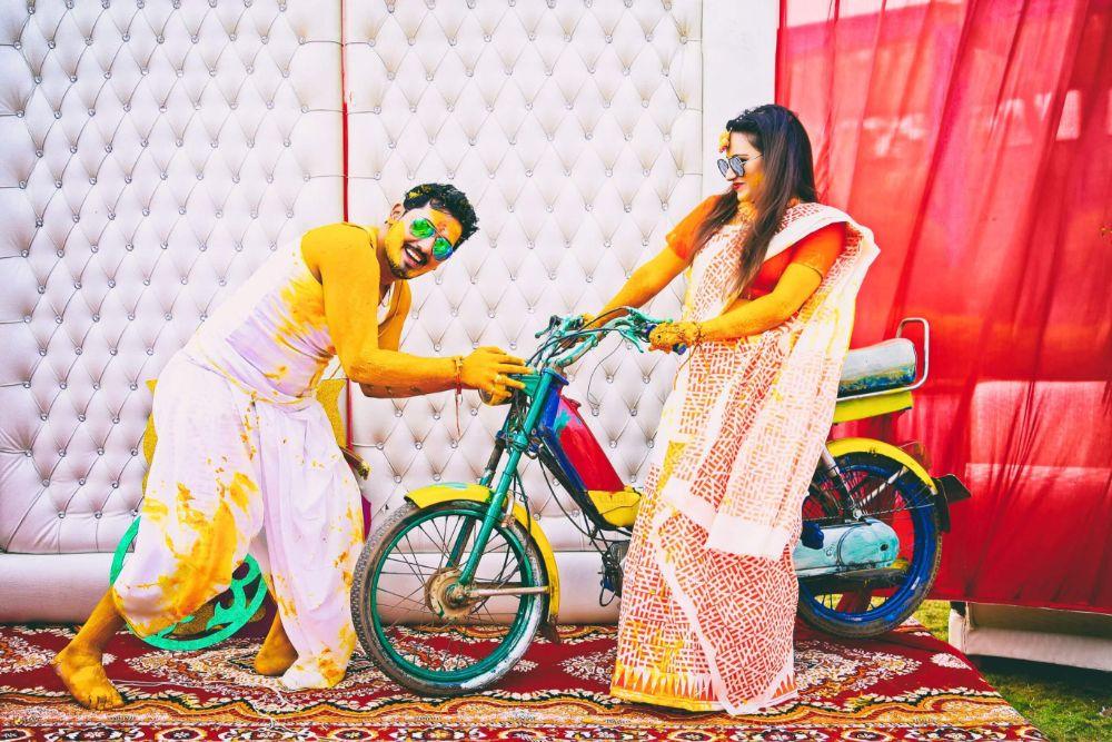 Aniket weds Trisha, Indore