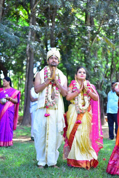 Chaitanya Weds Snigdha, Bangalore