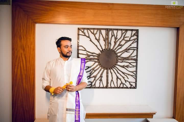 Anirudh Weds Veena, Bangalore