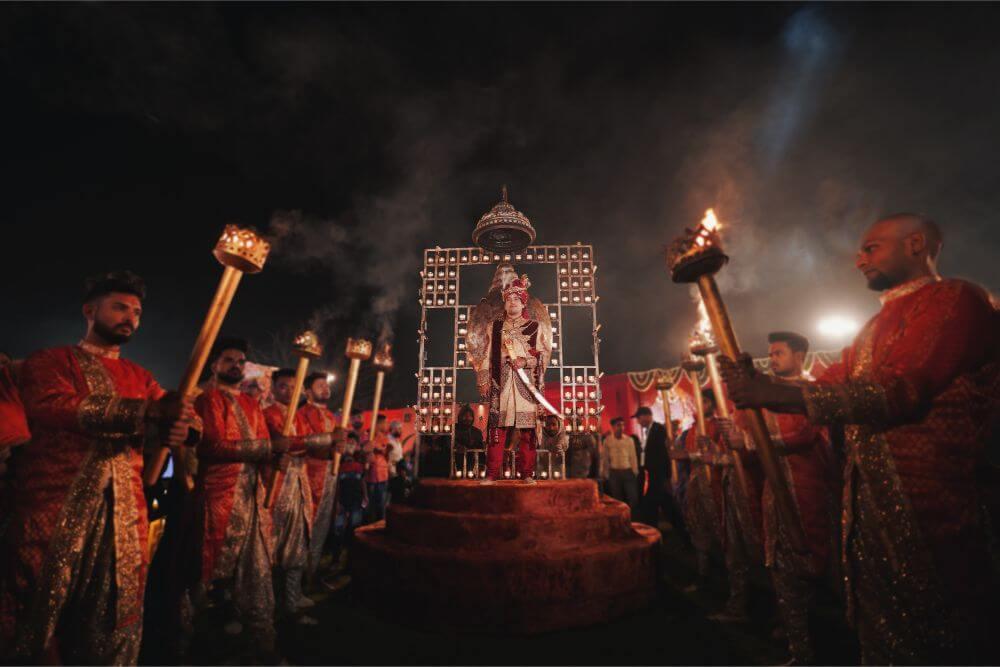 Dipesh Weds Kartika, Udaipur