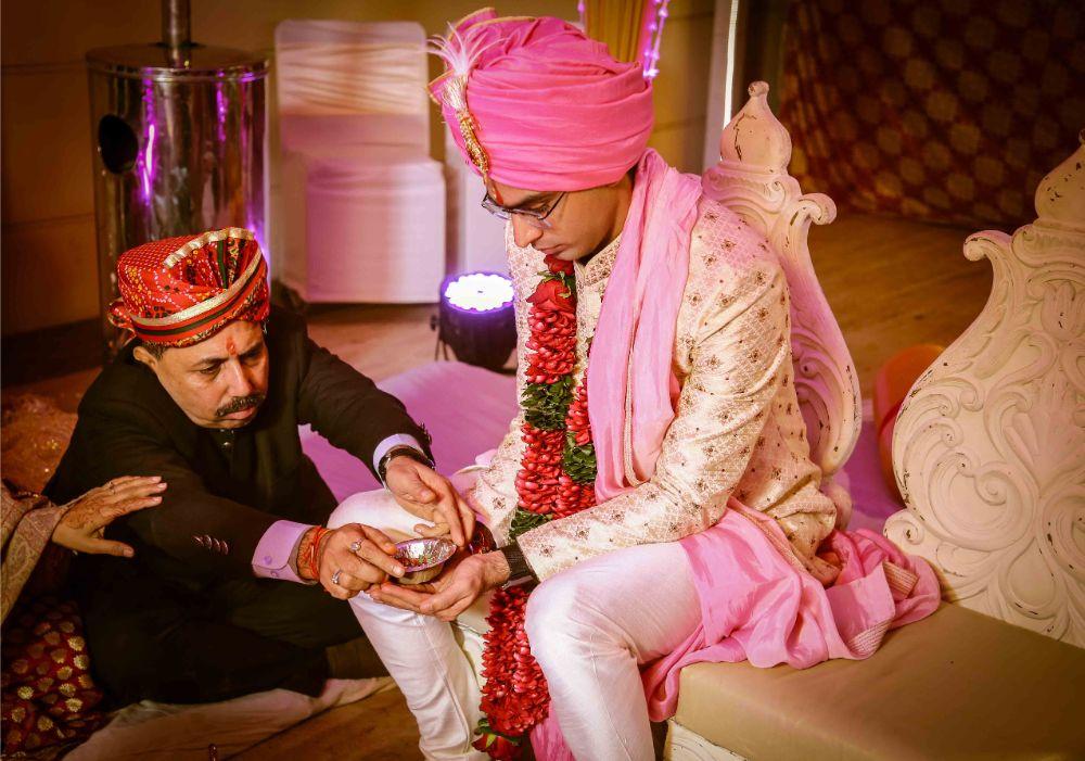 Rohan Weds Ankita, Delhi