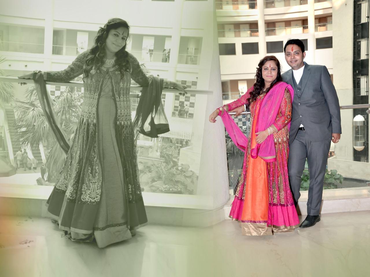 Deepak Weds Indu, Delhi