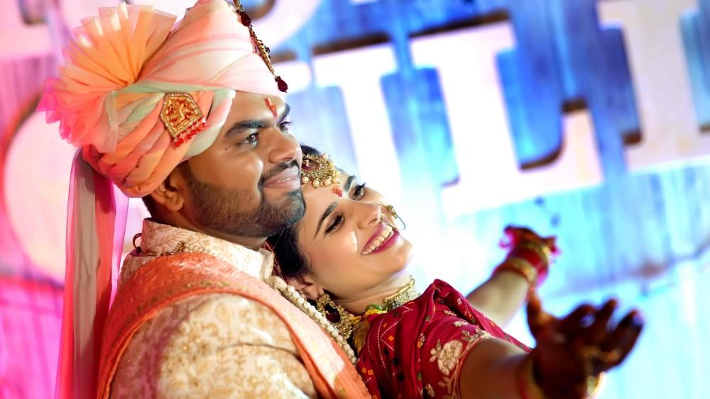 Ronak Weds Shobhana, Jaipur