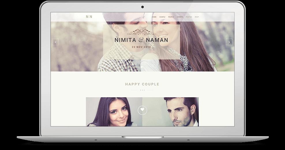 Treditional Website