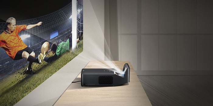projector for groom
