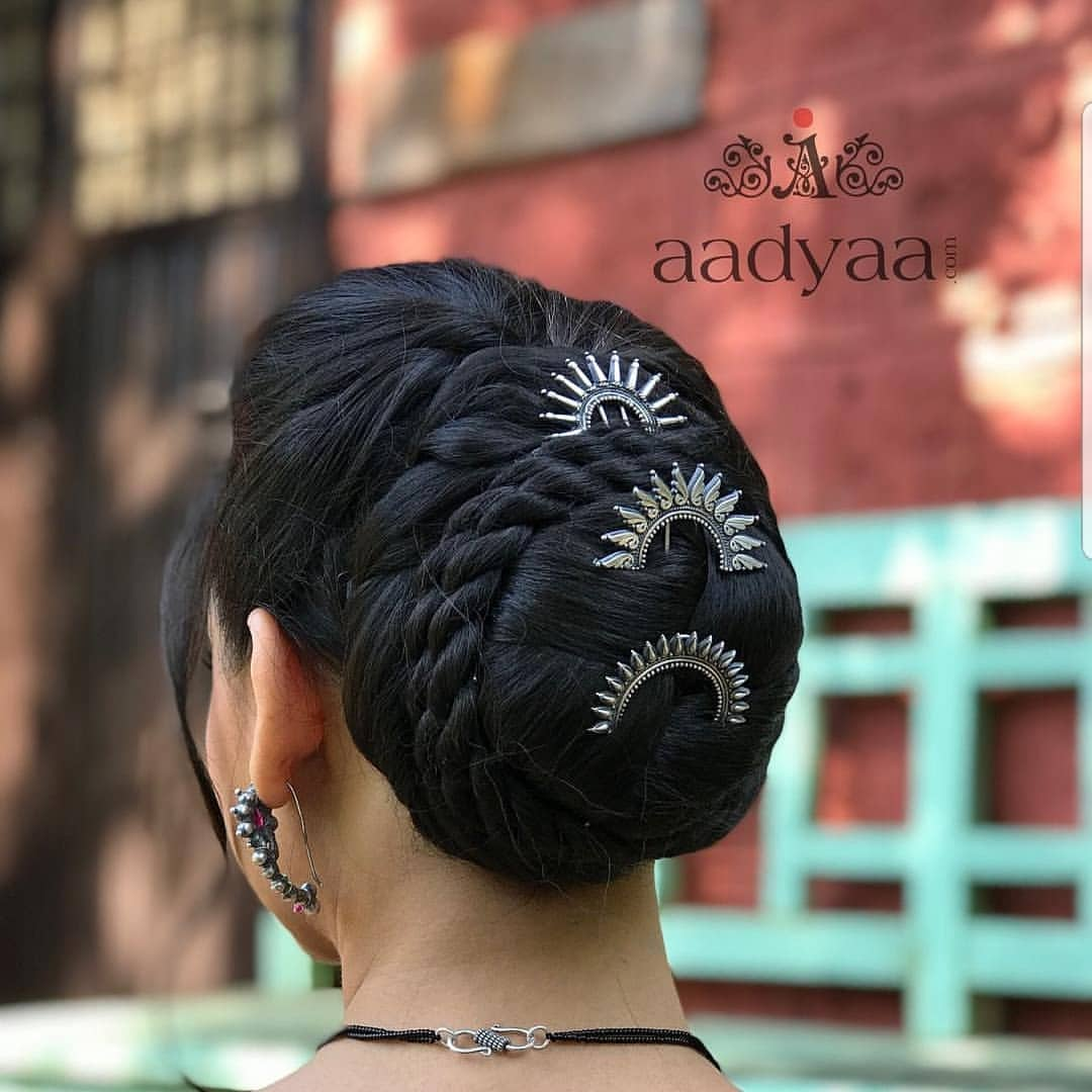Wedding Juda Hairstyles: All The Latest Trendy Juda Hairstyles For Short And Long Hairs