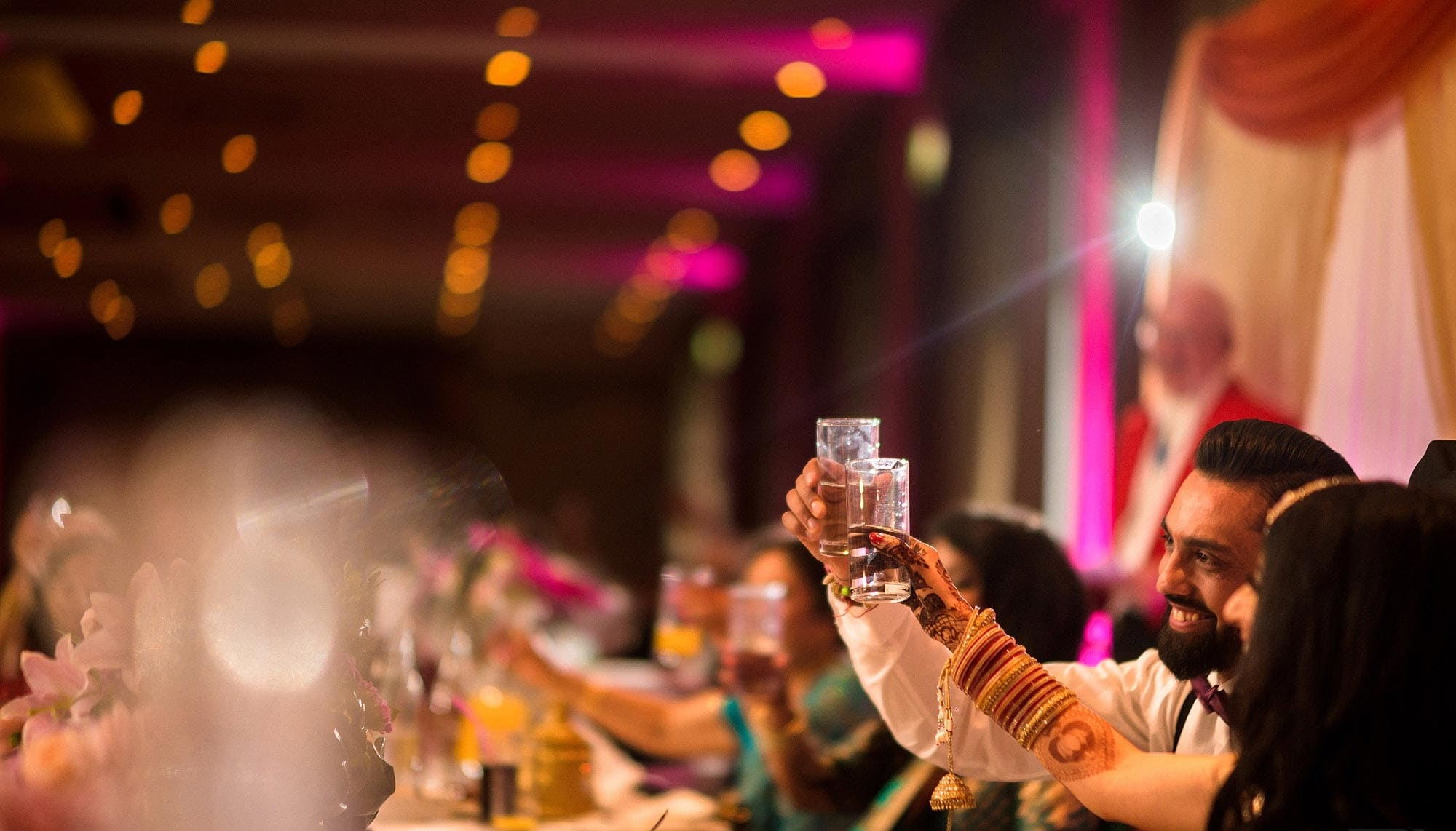 7 Things to Keep in Mind if you're Planning to Include Alcohol in Wedding