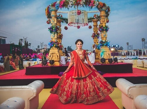 20 Prettiest Lehenga Designs That You Can Wear On Your ...