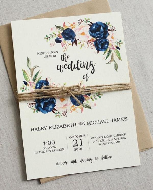 colorful invitations