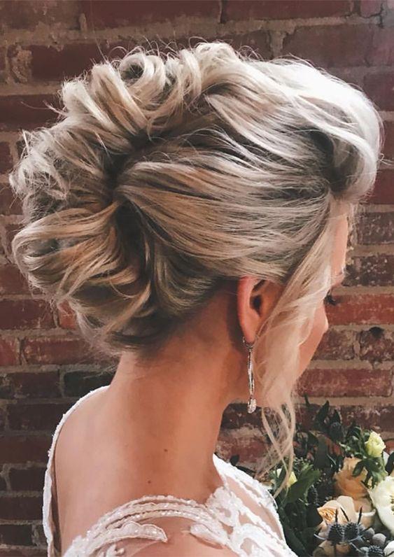 juda hairstyles - Elegant French Bun
