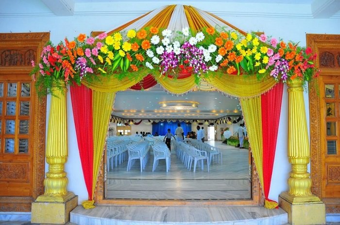 wedding house decoration