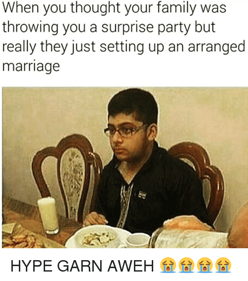 meme for wedding