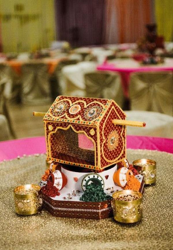 doli table decoration ideas for weddings
