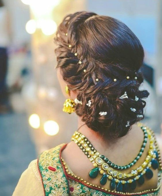 Simple Juda Hairstyle For Wedding: All The Latest Trendy Juda Hairstyles For Short And Long Hairs