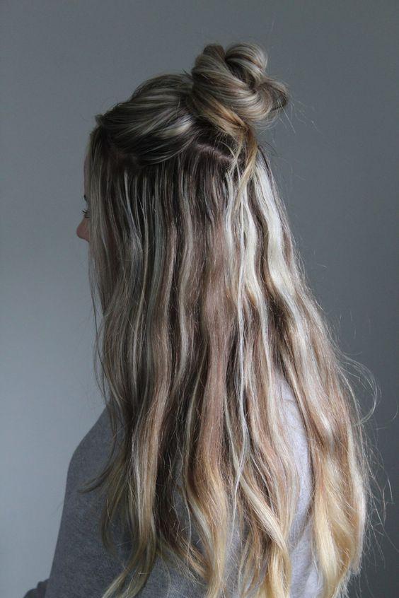 Little-UP-Cute Bun - juda hairstyle