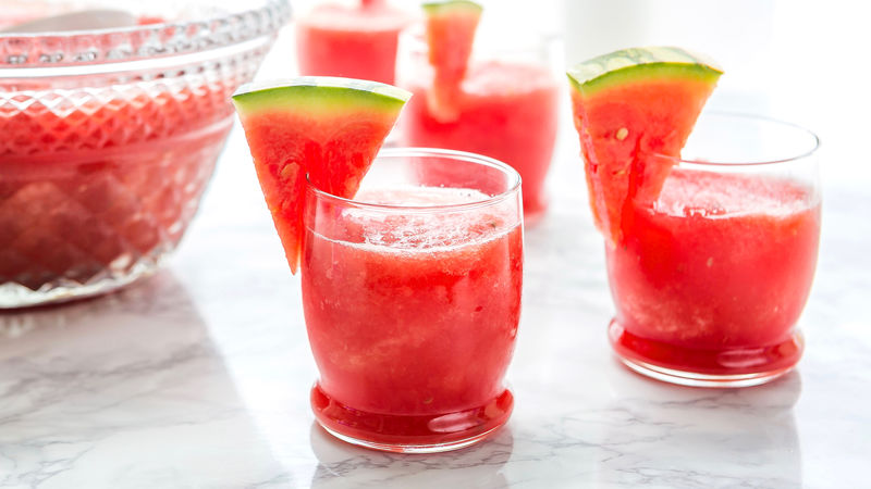 watermelon picnic punch non alcoholic cocktails for teetotalers