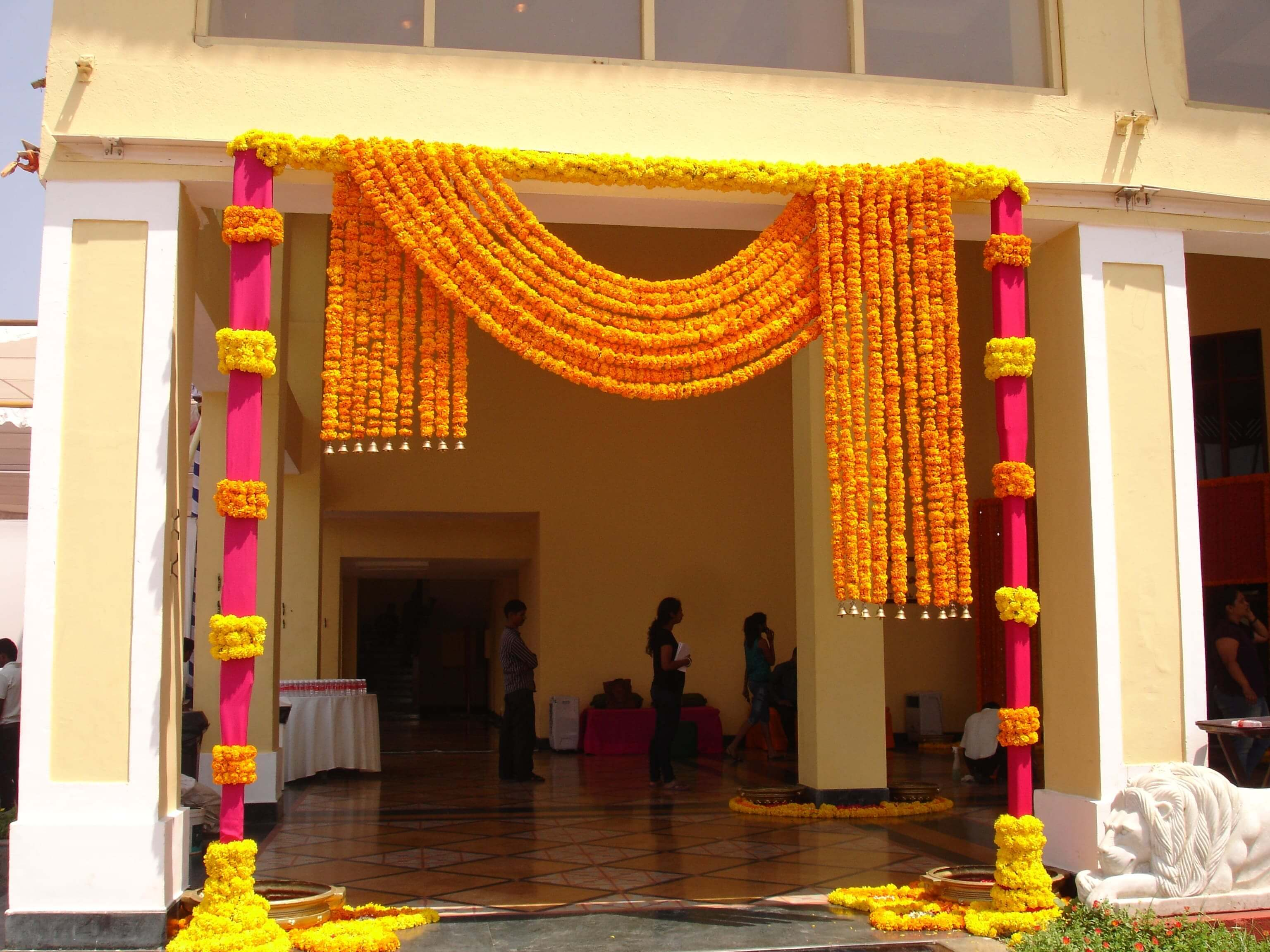Swoon-Worthy Wedding House Decoration Ideas for Your Big Fat Indian Wedding