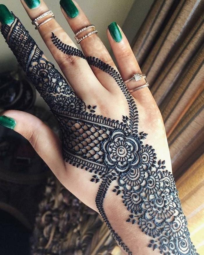 intricate cuffs designs