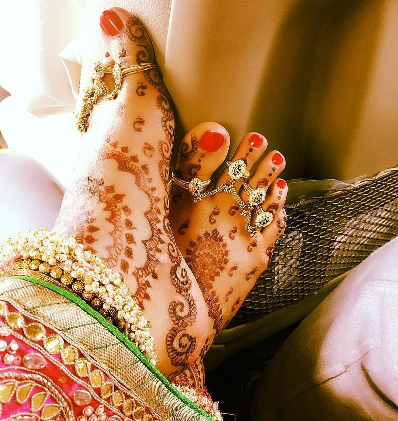 Toe Ring or Bichhiya