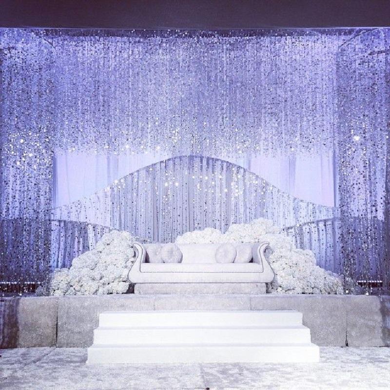 Winter Wonderland theme wedding ideas