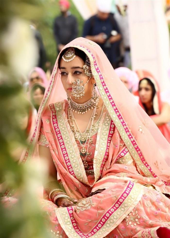accessories for punjabi bride