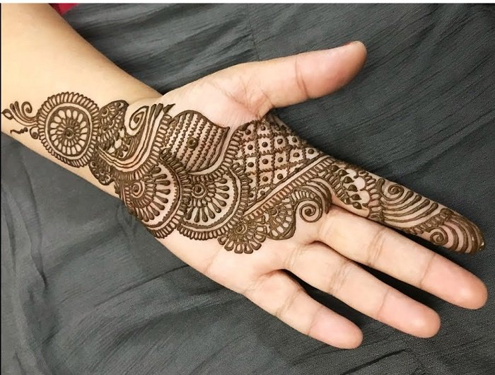 arabic mehandi designs for going to be bride