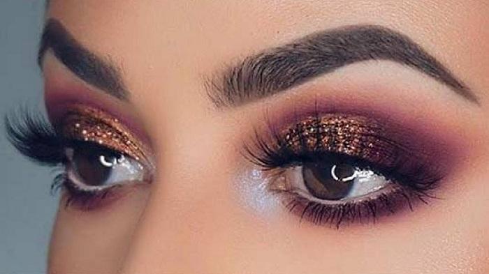 dramatic eyes makeup