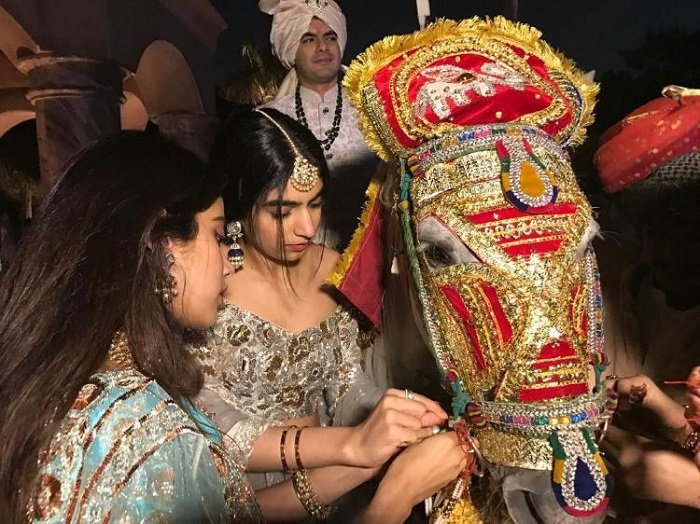 ghodi pujan in indian weddings
