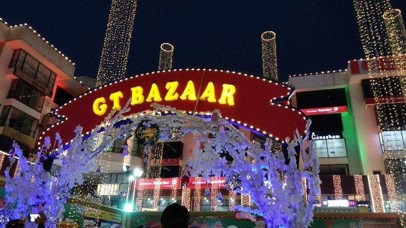GT Bazaar (Gaurav Tower)