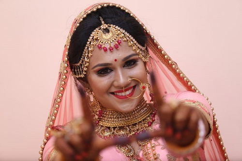 Necessary Steps To Follow To Get Indian Bridal Makeup D...