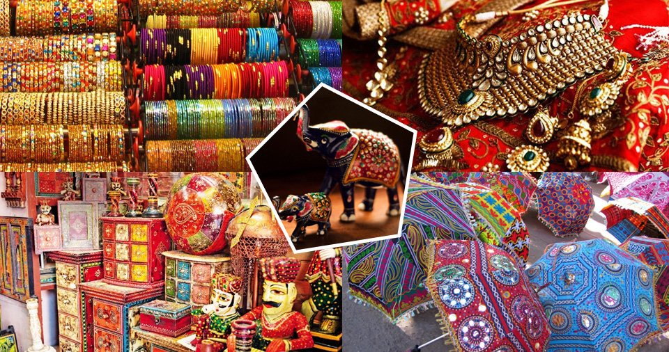 7 Street Shopping Hubs in Jaipur You Must Hop On If Your Are Going Through 'Kapde Nahi Hain' Crisis
