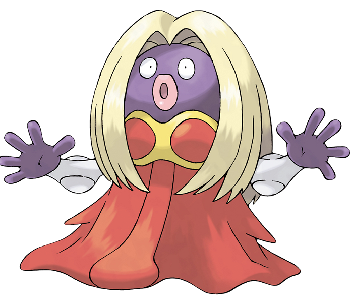 Jynx As The Fashion Diva