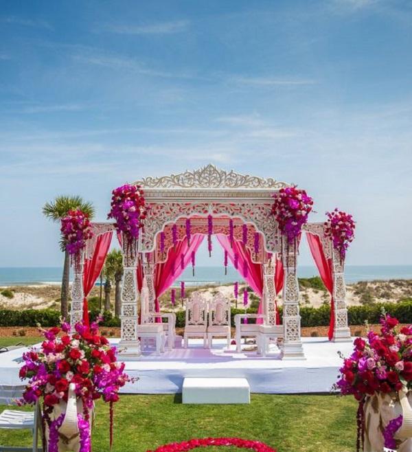 daytime wedding decoration ideas