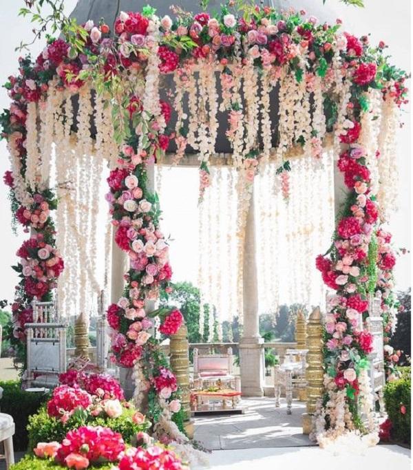 lagan mandap ideas for day time wedding