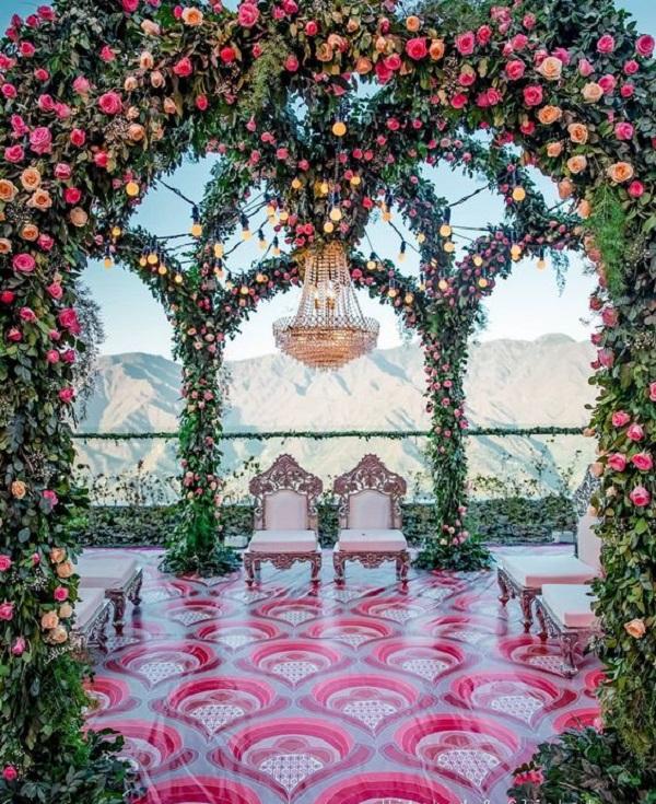 lagan mandap for wedding decoration ideas
